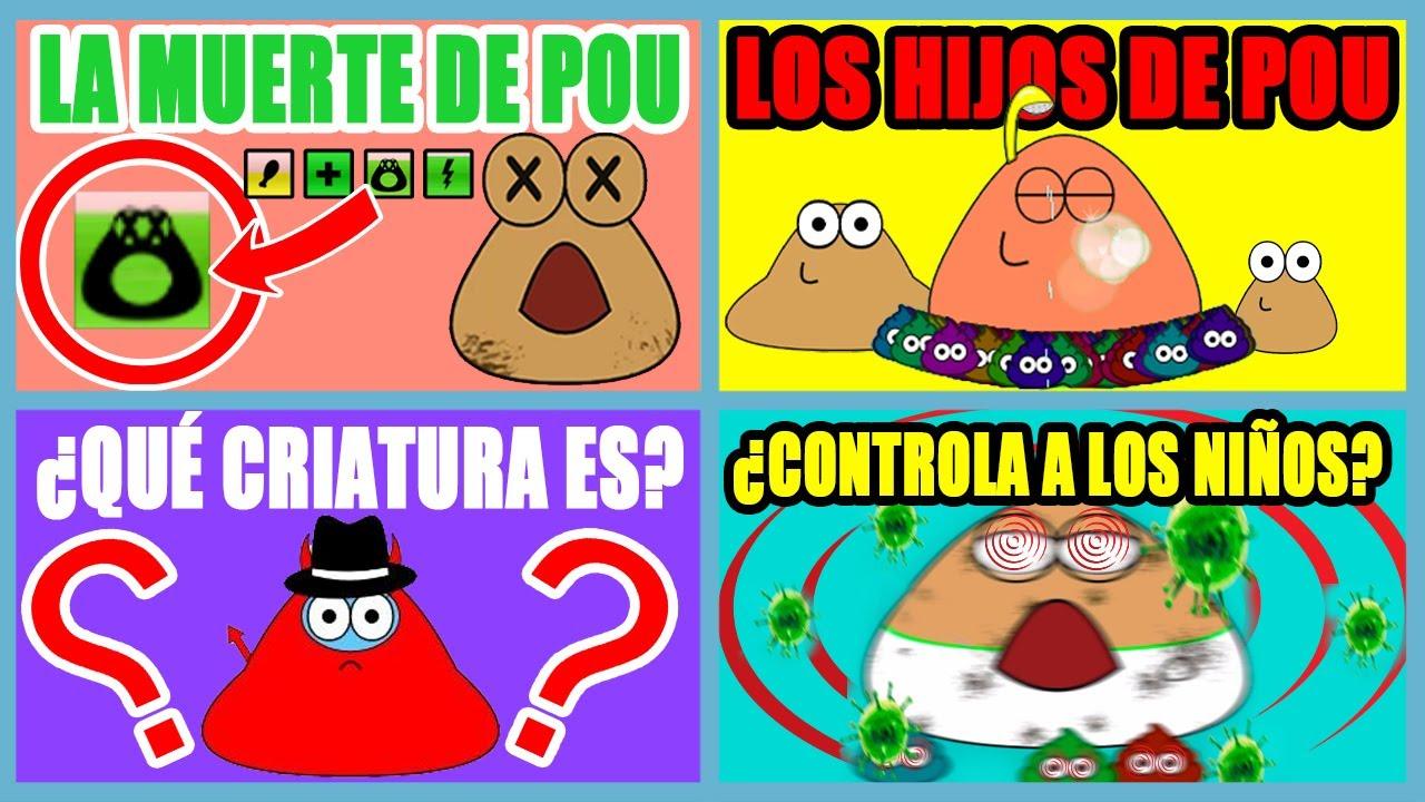 7 MISTERIOS de POU que YA han SIDO RESUELTOS (Y NO LO SABÍAS) - Android - iOS | N Deluxe