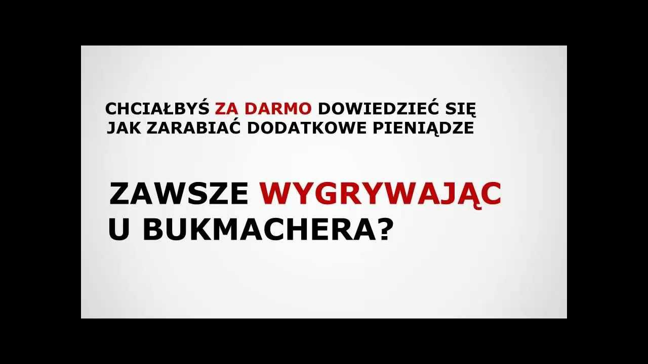 Systemy Bukmacherskie