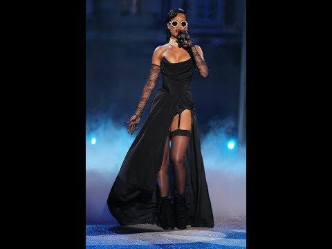 prom 2k17 Rihanna inspired dress self made
