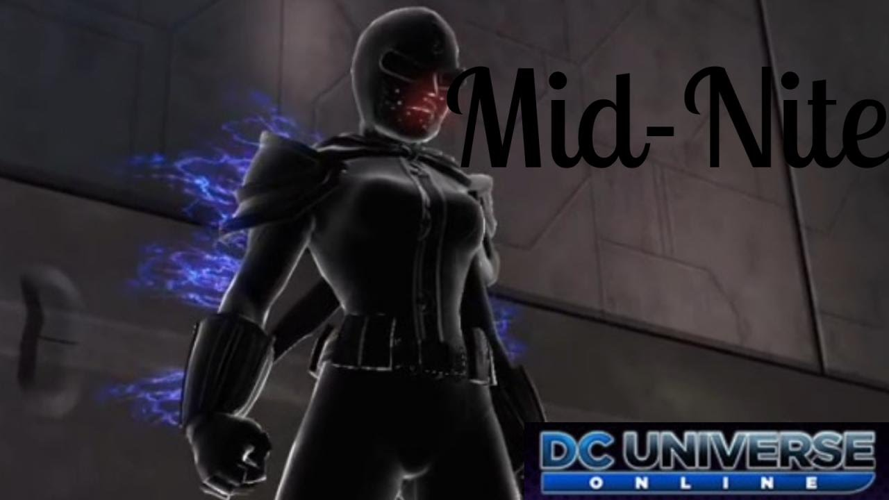 Dcuo Mid Nite Style