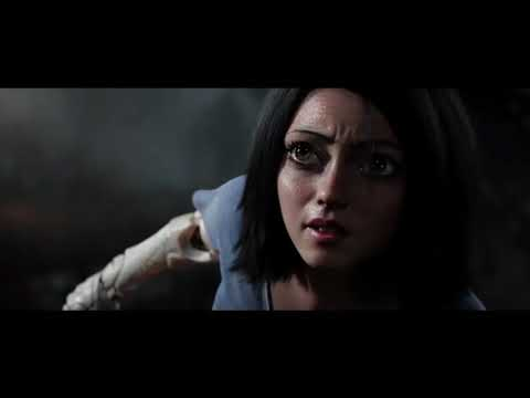 Alita Battle Angel Trailer Song Maggie Siff  Lulla For A Soldier
