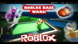 ROBLOX Base Wars: Lag, Messer, Lock-Ons und Todesfälle