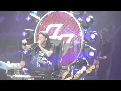 """The Pretender"" Foo Fighters@Susquehanna Bank Center Camden, NJ 7/13/15"