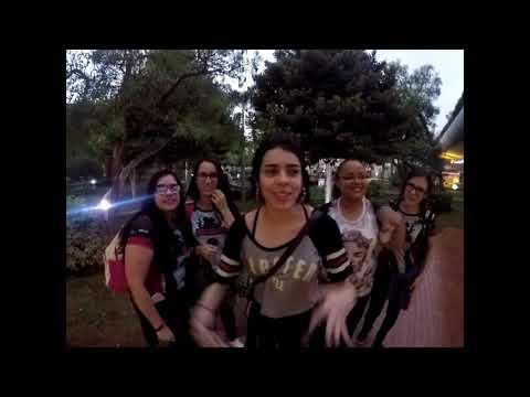 "#PBIC&PBIWC Chegamos + ""Celine chama a torcida"" kkk"