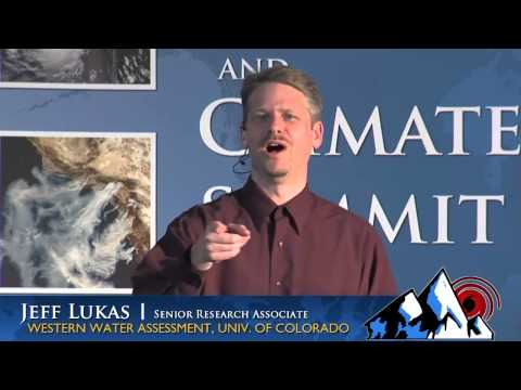 Weather and Climate Summit - Day 4, Jeff Lukas
