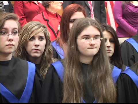 Carlsbad High School Troubadours Move Many at Capitol Centennial Celebration Today