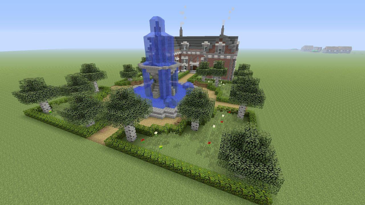 Minecraft vervolg groot huis bouwen nederlands 27 youtube for Huis maken minecraft