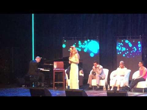 Jazz Cruise Ella Fitzgerald 100th Birthday Celebration With Shelly Berg