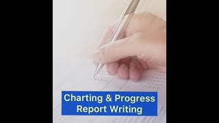 Charting & Progress Report Writing Webinar - now available!