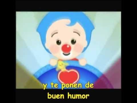 cancion payaso: