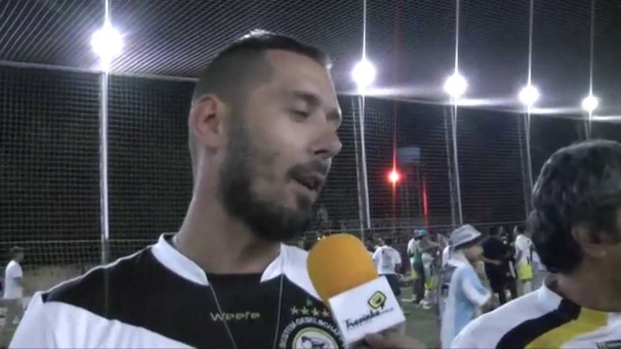 Final Gaúchão de Futebol 7  Entrevista técnico da AABBOC. Travinha Esportes a965c8574ee90