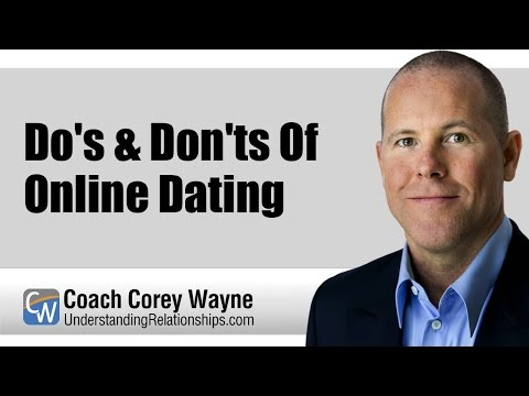 Dating website mistakes
