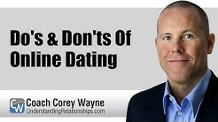 Do's & Don'ts Of Online Dating