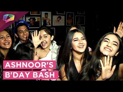 Ashnoor Kaur turns THIRTEEN | Rohan Mehras SURPRISE