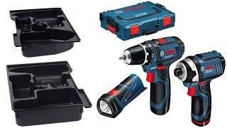 Bosch L-boxx 102  Bosch GSR 10,8  Bosch GDR 10,8  Bosch GLI 10,8