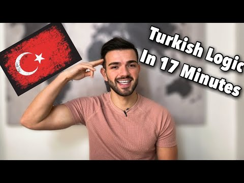 Turkish for Beginners 🤩   How To Learn Turkish