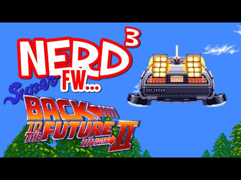 Nerd³ FW - Super Back to the Future Part II