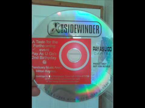 PAY AS YOU GO 1 OF THE BEST OLDSKOOL SIDEWINDER SETS!!