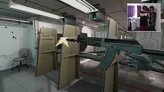 [VR] Wirtualna strzelnica - Pavlov VR / 28.06.2019 (#7)