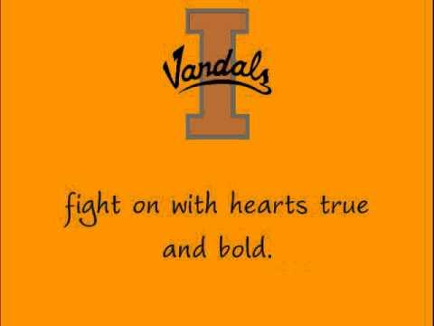 "Idaho's ""Go Vandals, Go"""