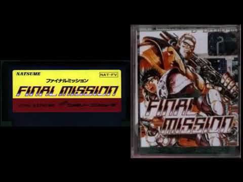 Final Mission (NES) - 1 - Stage 4-1- Pre-Astrotube