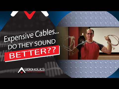 Do Expensive Speaker Cables Sound Better Than Cheaper Cables?