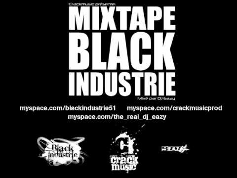 Black Industrie-Mon Rap (exclu Mixtape Black Industrie)