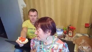 Завтрак с мамой Заложило уши