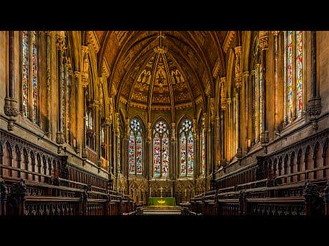 Cambridge - St John's College Chapel