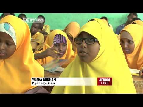 Girls Still Facing Major Challenges in Somalia