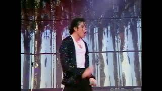 Moonwalk  michael jakcson in oslo 1992 remastered (in progress)