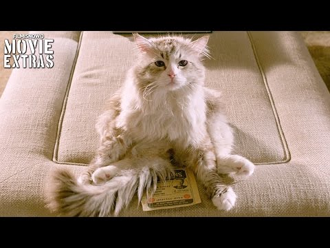 Nine Lives 'Celebrity Cats' Featurette (2016)