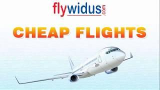 Book Cheap Flights Tickets, Hotels & Train Tickets Only on Flywidus.com screenshot 1