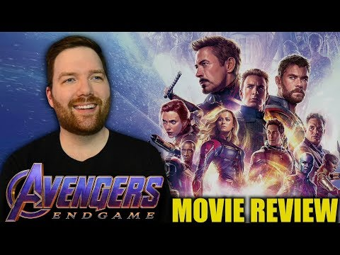 Avengers: Endgame - Movie Review