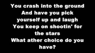 Hannah Montana - Kiss It Goodbye (lyrics)