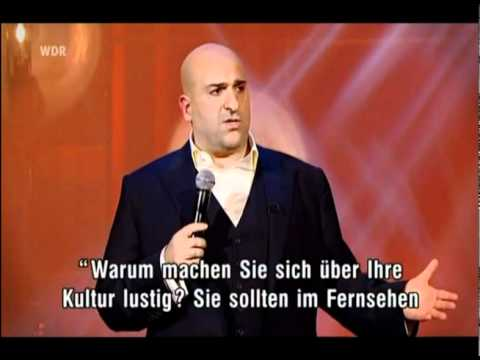 Omid Djalili, 2 Types of Iranians
