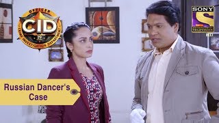 Your Favorite Character   Abhijeet And Purvi Visit The Russian dancer's House   CID