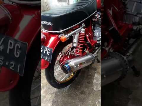 Cek sound CLD Racing Cb 100