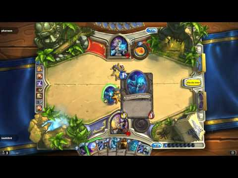 Hearthstone : Heroes of Warcraft. What can we do against Legendary Deck like that Reckful , Amaz?