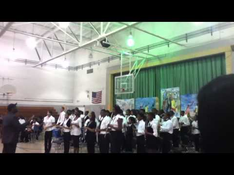 Normandy Middle School Band Prt.4