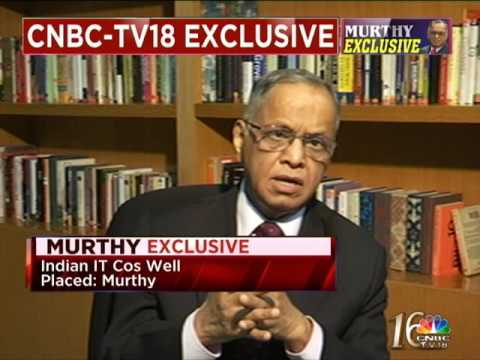 NARAYANA MURTHY INTERVIEW: PART 1