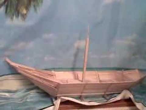 SS Popsicle Sticks - YouTube
