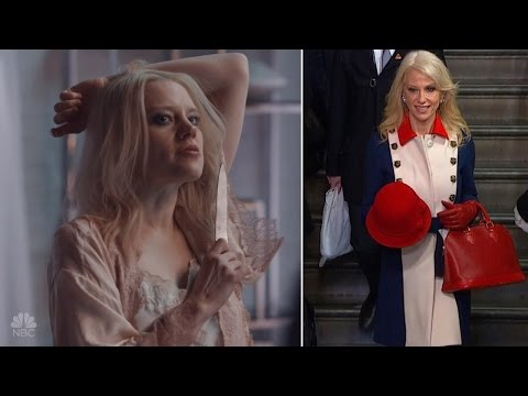 Thumbnail: Did SNL Go Too Far With Its Latest Portrayal Of Kellyanne Conway?