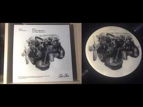Ilija Rudman - Pagoda [Full Album, Vinyl RIP]