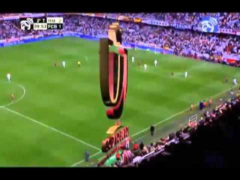 Goal Gareth Bale Saat Melawan Barcelona di Copa del Rey Final 2014