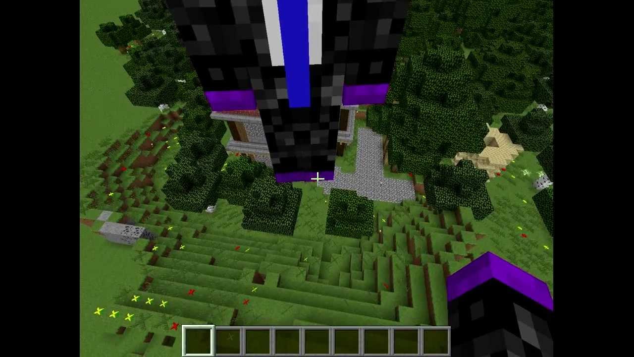 Minecraft mods showcase gulliver mod! (1. 8) 1. 7. 10 1. 8. 2.