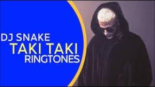 Dj Snake : Taki Taki || Edm Mix || Rimix Ringtone