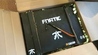 Fnatic sent me a CRATE!!