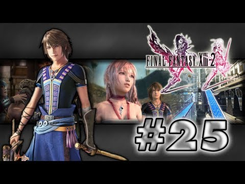 Final Fantasy XIII-2 - #25 - [Perfect Game]: Die verbotene Wahrheit