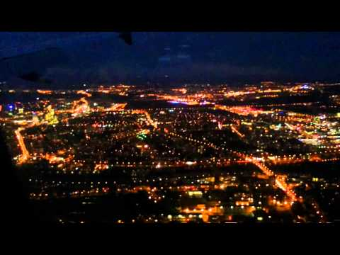 Vilnius VNO airport beautiful takeoff Wizzair